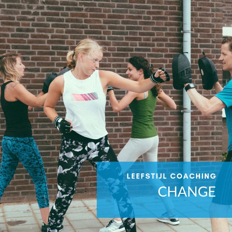 Fitter worden met Leefstijlprogramma CHANGE in Veenendaal