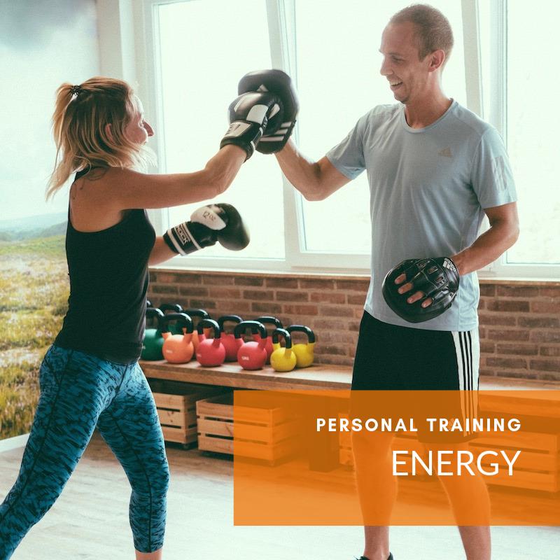 meer energie met personal training in Veenendaal
