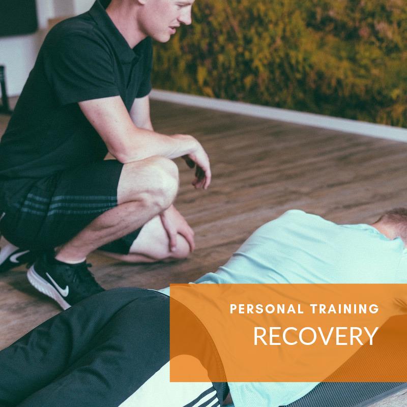 herstellen en fit worden met personal training in Veenendaal