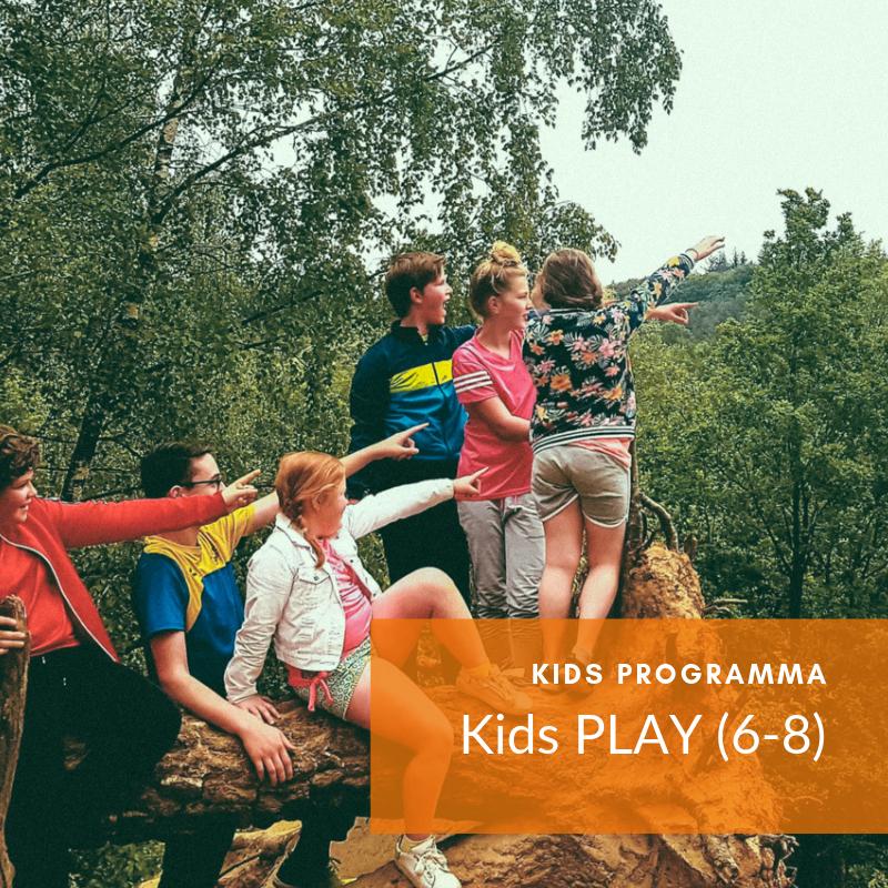 Kids PLAY (6-8) in Veenendaal kinderen spelen