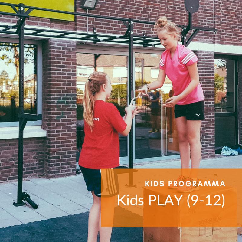 Sporten kinderen Veenendaakl